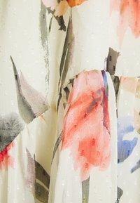 Zizzi - MILUNA DRESS - Denní šaty - snow white - 2