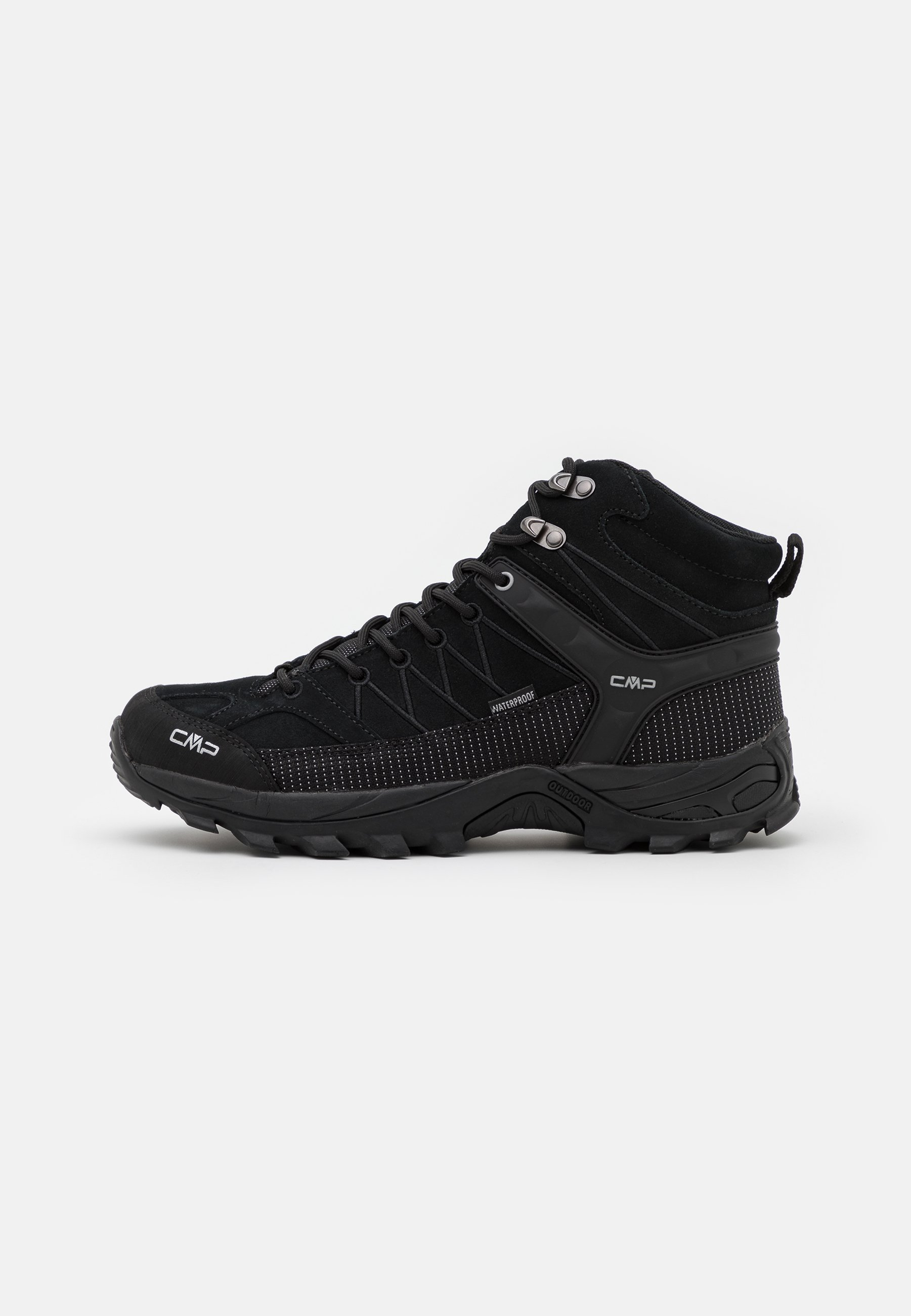 Men RIGEL MID TREKKING SHOES WP - Hiking shoes