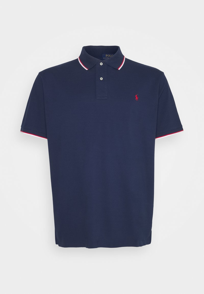 Polo Ralph Lauren Big & Tall - SHORT SLEEVE - Polo shirt - newport navy