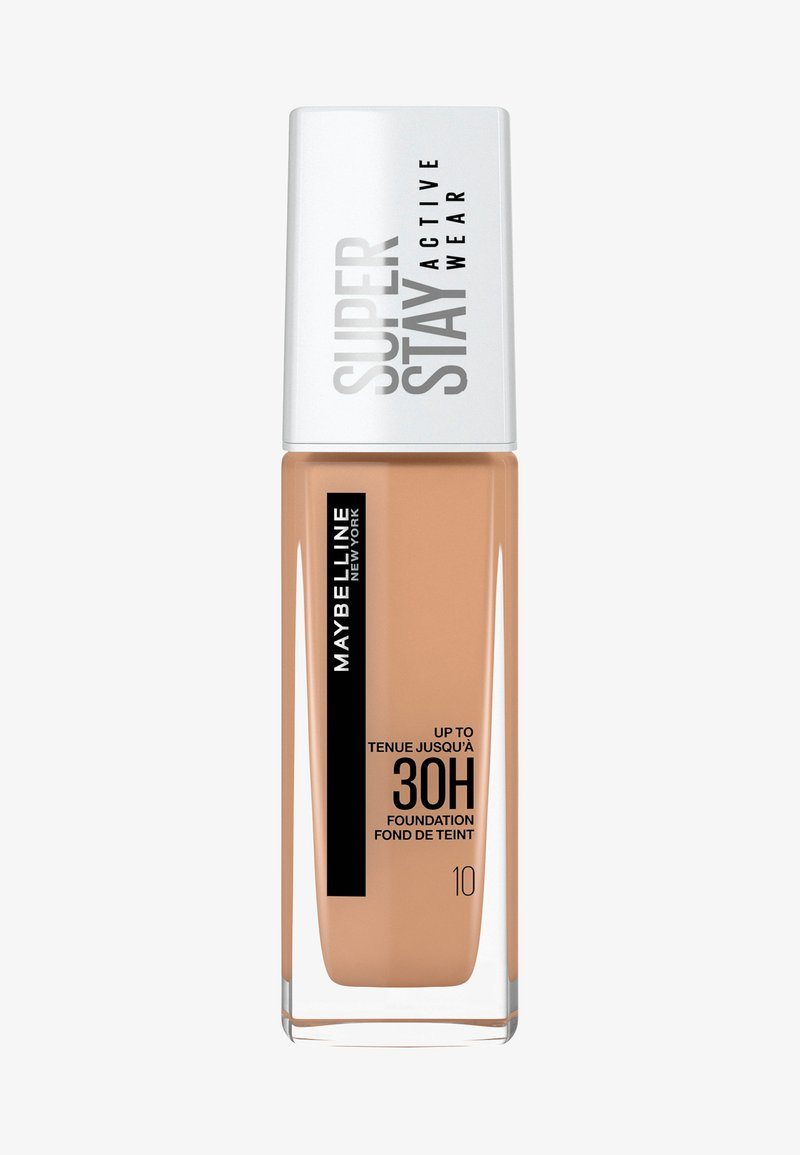 Maybelline New York - SUPER STAY ACTIVE WEAR FOUNDATION - Foundation - 10 ivory