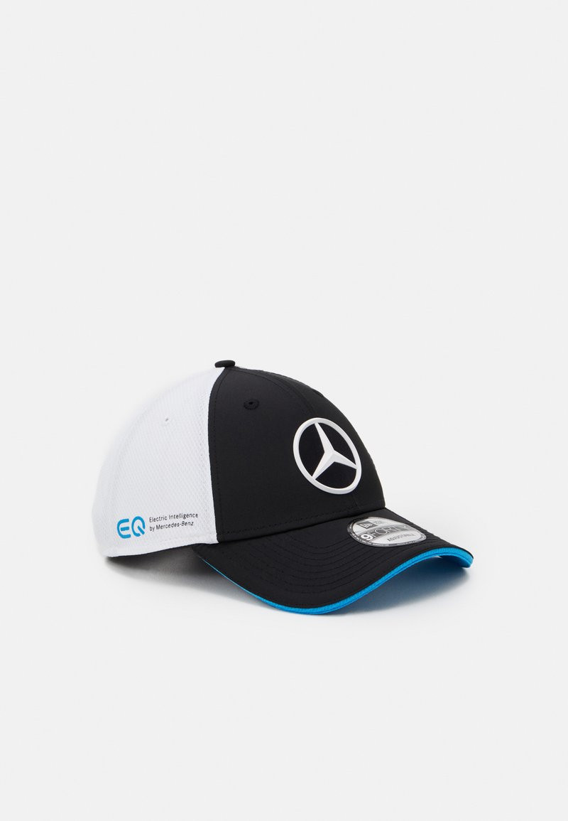 New Era - TEAM LAUNCH REPLICA  - Cappellino - black/white
