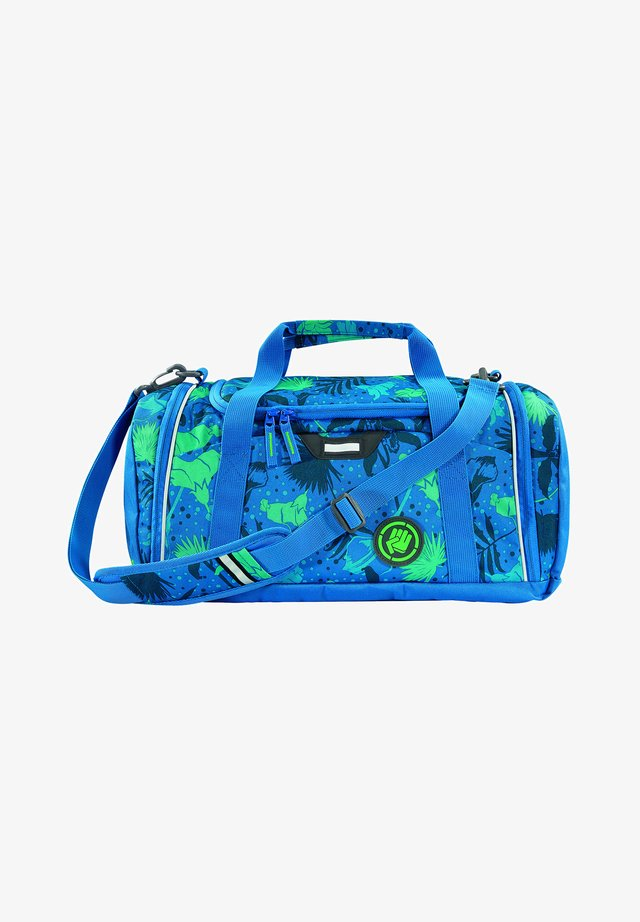 SPORTERPORTER - Sports bag - tropical blue