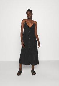 Holzweiler - SVINTEN DRESS - Robe d'été - black - 0