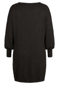 Zizzi - Jumper dress - black - 2