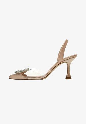 ABSATZ - Classic heels - nude