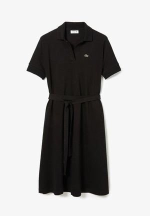 Robe en jersey - noir