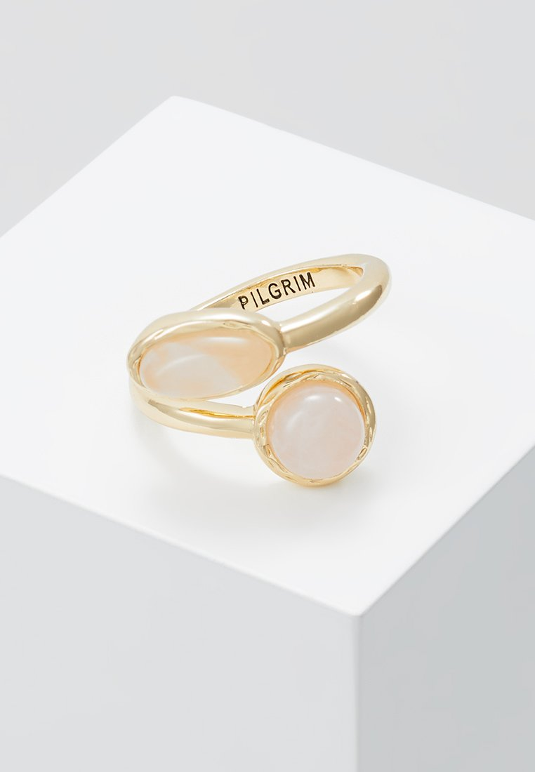 Pilgrim - WENDELL ADJUSTABLE - Bague - gold-coloured