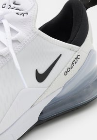 Nike Golf - AIR MAX 270 G - Chaussures de golf - white/black/pure platinum - 5