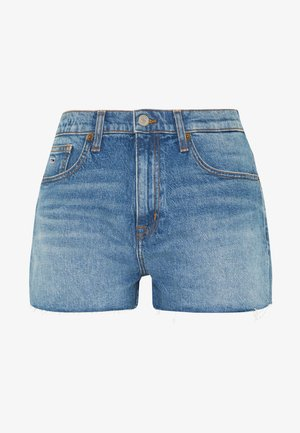 HOTPANTS - Shorts di jeans - blue Denim