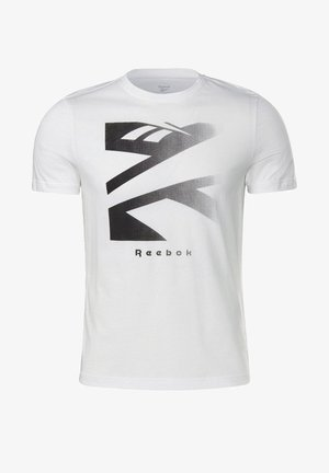 VECTOR GRAPHIC SERIES ELEMENTS - T-shirt med print - white