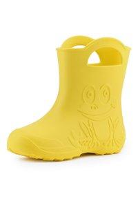 Ladeheid - Regenlaarzen - yellow - 6