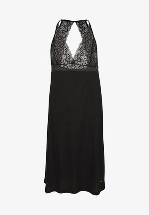 NEGLIGÉ JUNGLE - Nightie - black