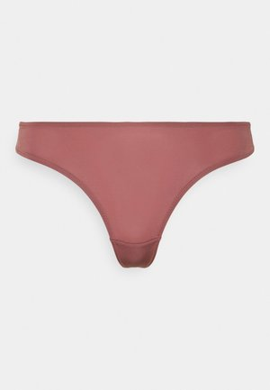 BROOME FASHION HIPSTER - Thong - rust brown