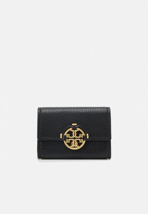 MILLER MINI WALLET - Portfel - black