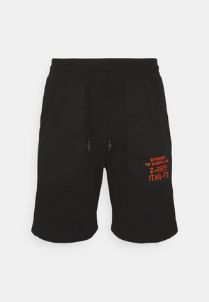 UMLB-PAN-W - Short - black