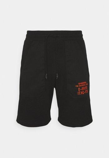 UMLB-PAN-W - Shortsit - black