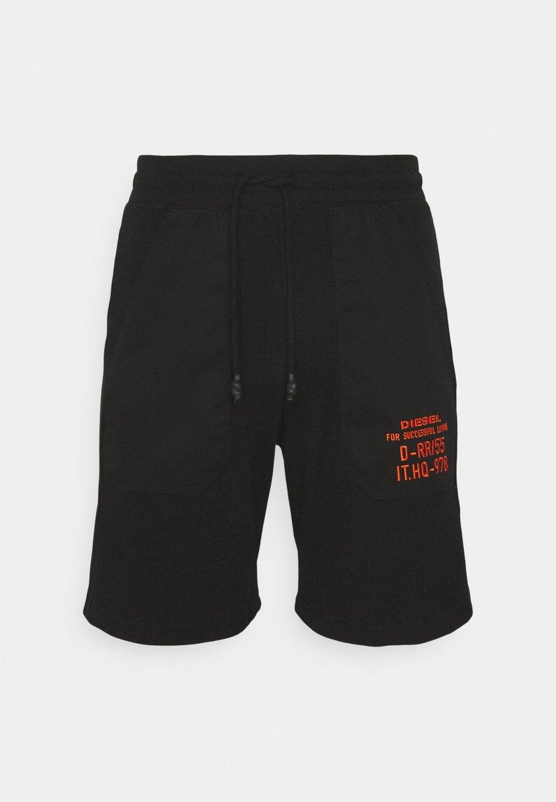 Diesel - UMLB-PAN-W - Shorts - black