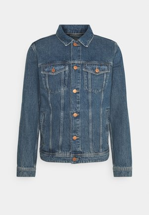 JJIJEAN  - Denim jacket - blue denim