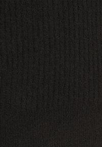 Selected Femme - SLFSIF KAI NECK - Jumper - black - 2