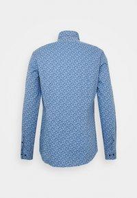 Calvin Klein Tailored - FLOWER PRINT - Formal shirt - blue - 1