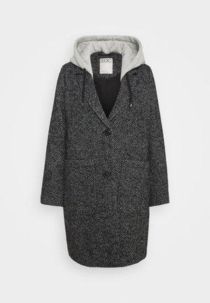 MEL - Classic coat - black