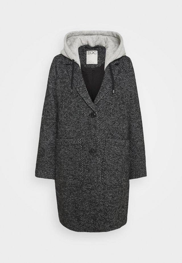 MEL - Manteau classique - black