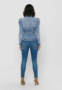 ONLY - Denim jacket - medium blue denim - 2