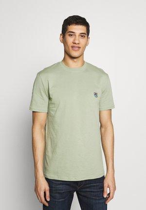 FRANK - T-shirt basic - faded green