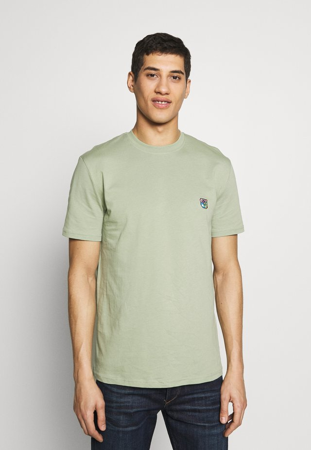 FRANK - Basic T-shirt - faded green