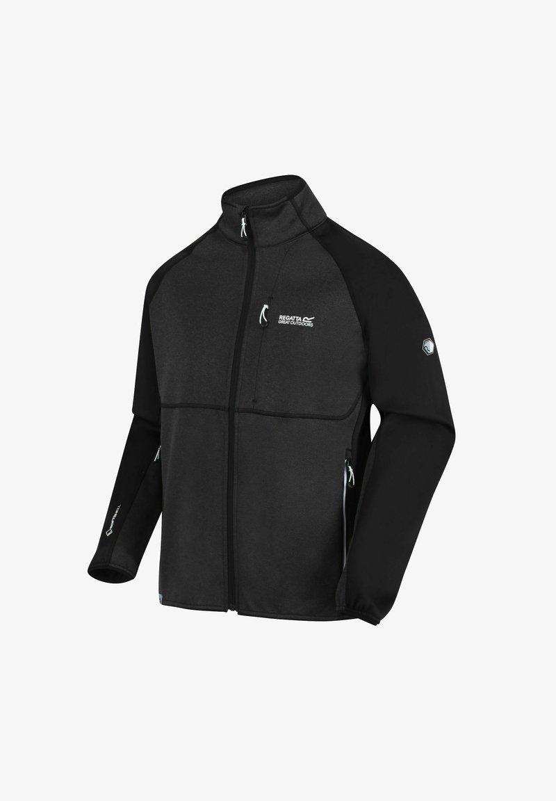 Regatta - FOLEY II HYBRID - Sports jacket - ash/black