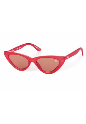 PLAIN - Sunglasses - red