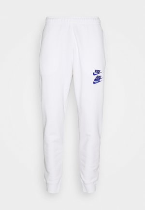 PANT - Tracksuit bottoms - white