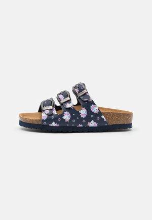 Pantofole - dark blue