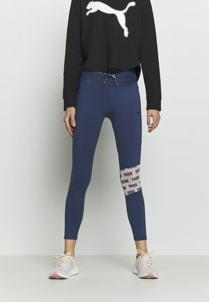FEEL IT 7/8  - Tights - dark denim