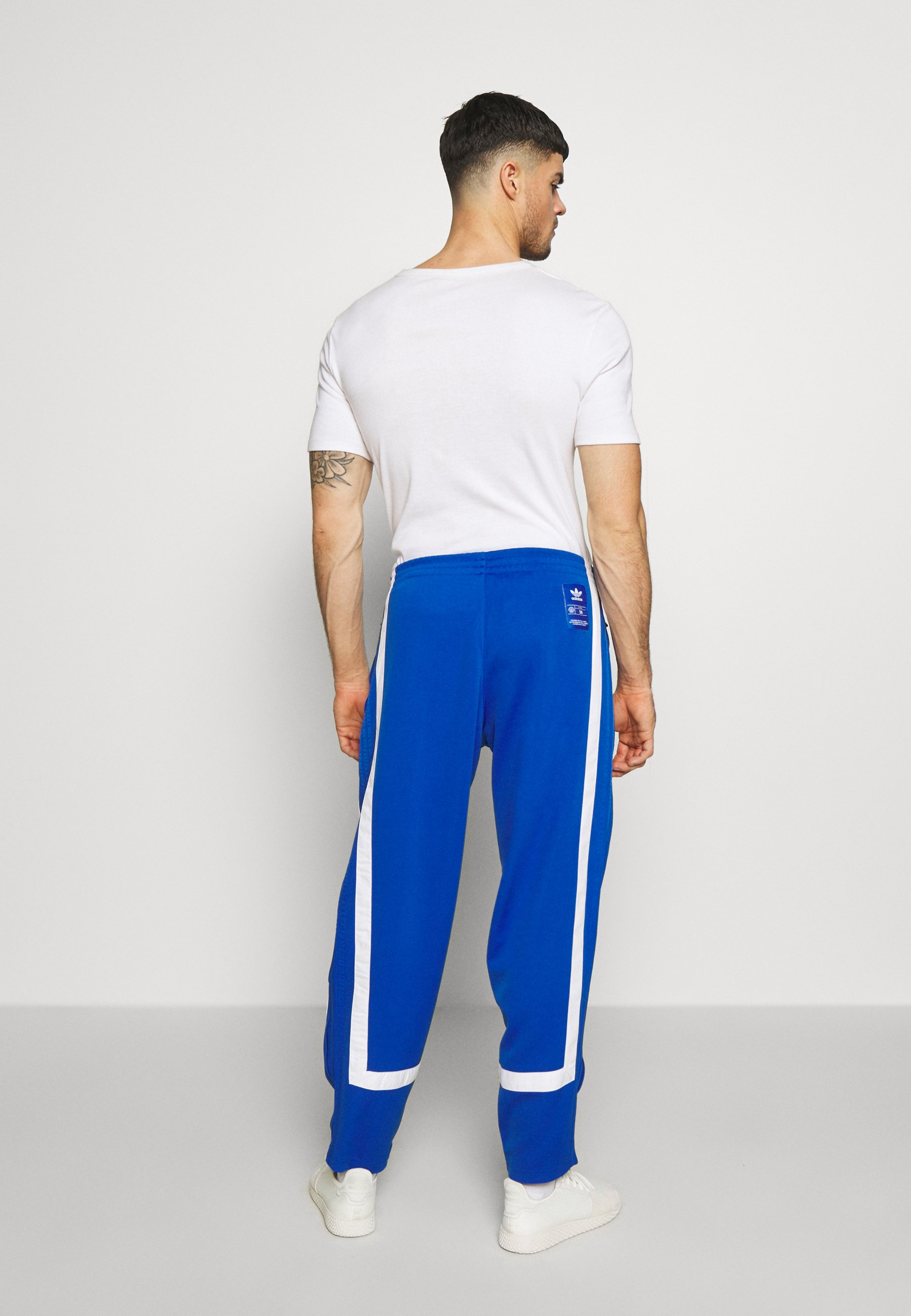 adidas Originals WARMUP Jogginghose bluewhite Zalando.at