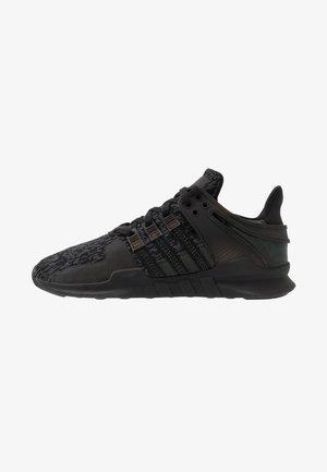 EQT SUPPORT ADV - Sneakers - core black/sub green