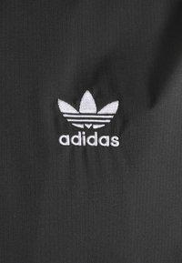 adidas Originals - UNISEX - Summer jacket - black - 2