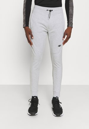 Men's sweatpants - Träningsbyxor - grey