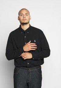 Polo Ralph Lauren Big & Tall - FEATHERWEIGHT  - Camicia - black - 0
