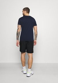Nike Performance - Korte broeken - black/white - 2