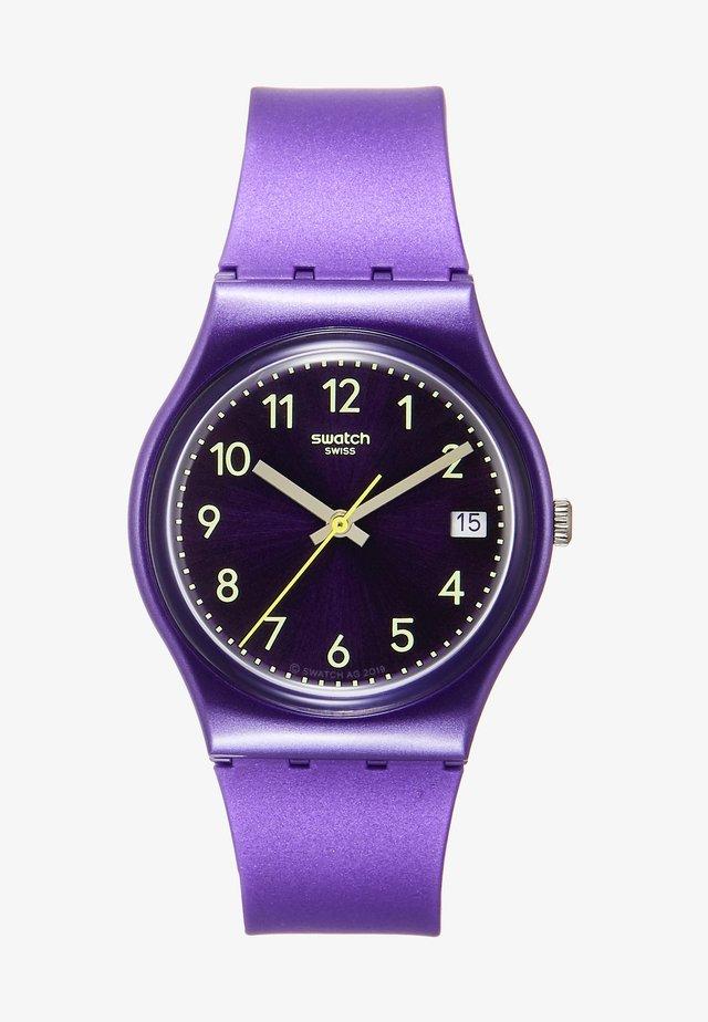 PURPLAZING - Horloge - lila