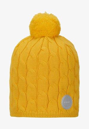 NYKSUND - Beanie - orange yellow