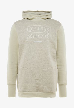 BASELINE  - Hoodie - range khaki medium heather/onyx white