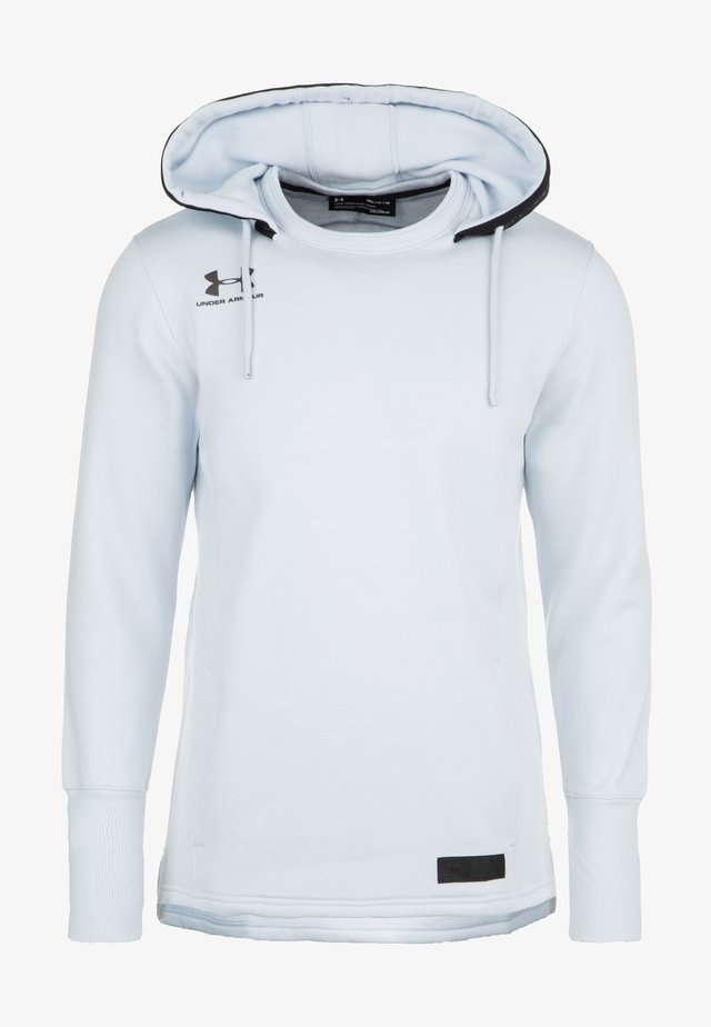 ACCELERATE OFF PITCH HOODIE - Hættetrøjer - halo grey