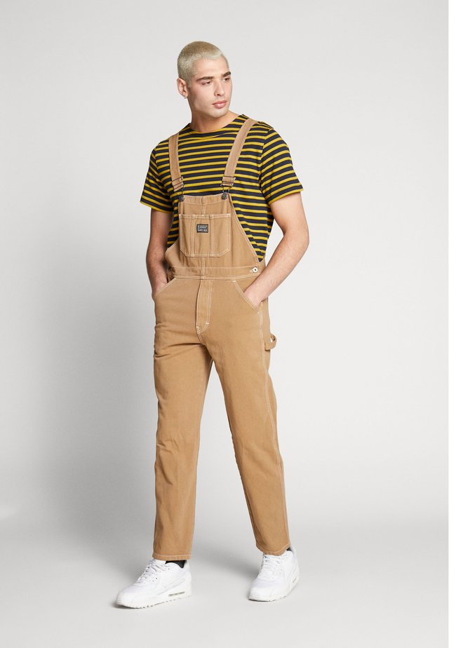 DUNGAREES - Dungarees - beige