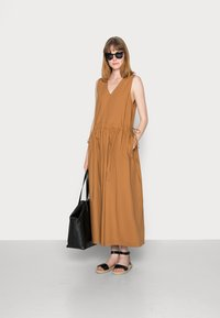 Marc O'Polo DENIM - Day dress - brown ochre - 1