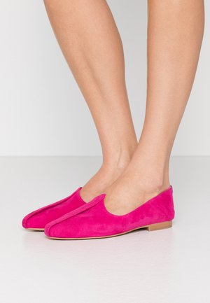 JAIPUR - Nazouvací boty - fuchsia