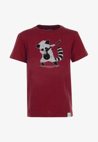 Band of Rascals - Print T-shirt - red - 0