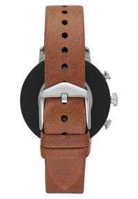 Fossil Smartwatches - Q VENTURE - Watch - braun/schwarz - 2