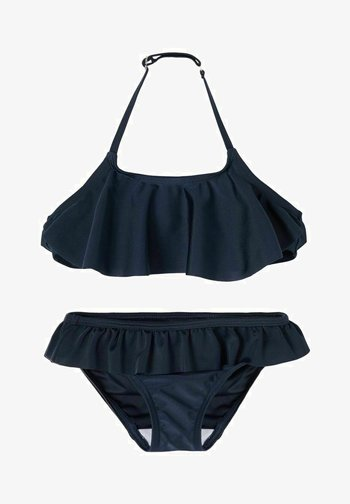 NMFFINI SET - Bikini - dark sapphire